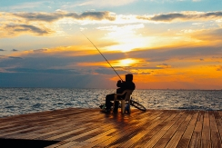 The Wealthy Fisherman – A Parable